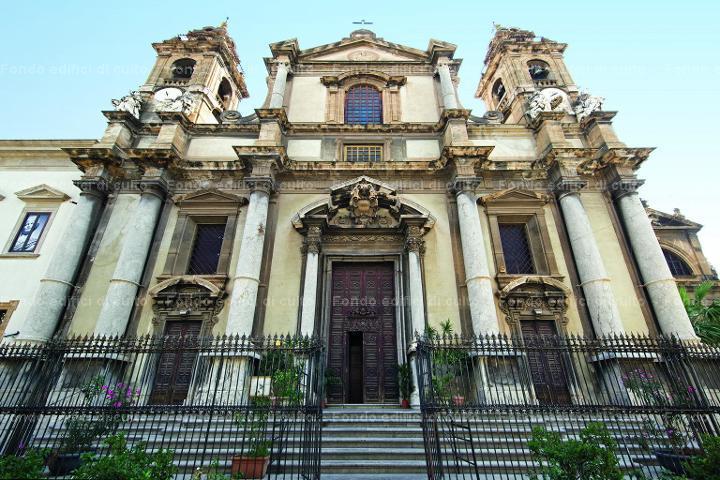 Palermo. Sant'Ignazio di Antiochia martire all'Olivella ...