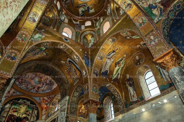 Palermo. Santa Maria dell'Ammiraglio o chiesa della ...